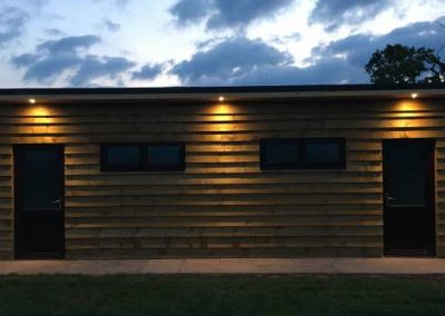 Pitch and Canvas | Glamping and Camping in Cheshire | Bathroom Block