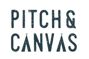Pitch and Canvas | Glamping and Camping in Cheshire | Picture of logo