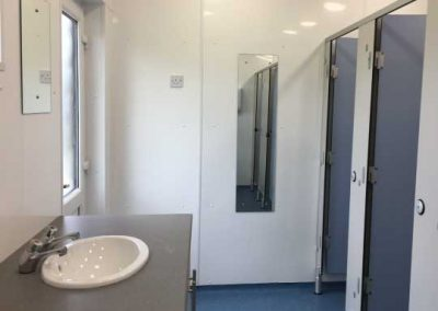 Pitch and Canvas | Glamping and Camping in Cheshire | Toilet Blocks