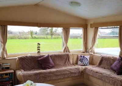 Pitch and Canvas | Glamping and Camping in Cheshire | view