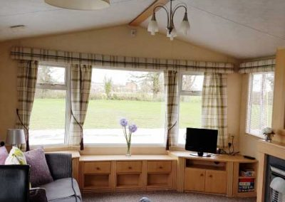 Pitch and Canvas | Glamping and Camping in Cheshire | view from room